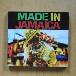 VARIOS - MADE IN JAMAICA - CD