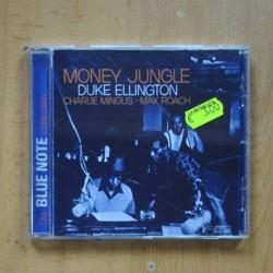 DUKE ELLINGTON / CHARLIE MINGUS / MAX ROACH - MONEY JUNGLE - CD