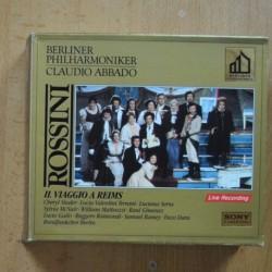 ROSSINI - IL VIAGGIO A REIMS - CD