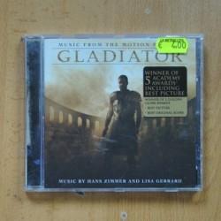 HANS ZIMMER / LISA GERRARD - GLADIATOR - CD