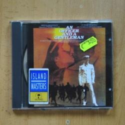 VARIOS - AN OFFICER AND A GENTLEMAN - CD