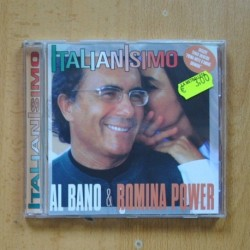 AL BANO & ROMINA POWER - ITALIANISIMO - CD