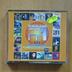 VARIOS - IDOLOS DE UN N 1 - 3 CD