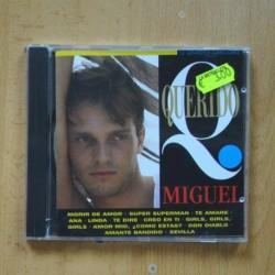 MIGUEL BOSE - QUERIDO - CD