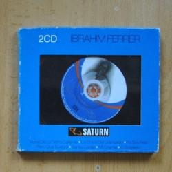 INRAHIM FERRER - IBRAHIM FERRER - 2 CD