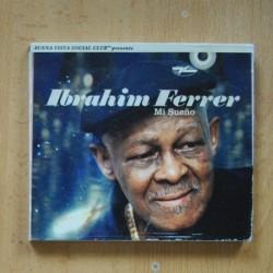 IBRAHIM FERRER - MI SUEÑO - CD
