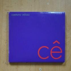 CAETANO VELOSO - CE - CD