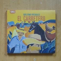 GUILLERMO PORTABALES - EL CARRETERO - CD