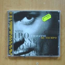 CHAYANNE - MI TIEMPO - CD
