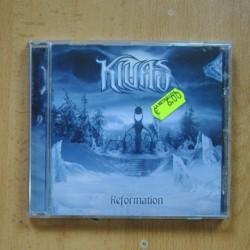 KIVAS - REFORMATION - CD