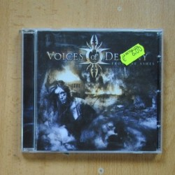 VOICES OF DESTINY ?- FROM THE ASHES - CD