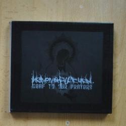 HEAVEN SHALL BURN - DEAF TO OUR PRAYERS - CD