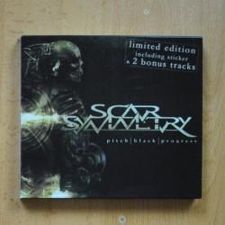 SCAR SYMMETRY - PITCH BLACK PROGRESS - CD