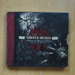 FRAGMENTS OF UNDECOMING - STERLING BLACK ICON - CD