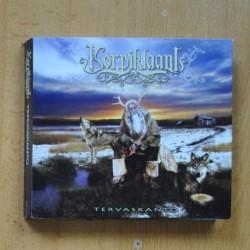 KORPIKLAANI - TERVASKANTO - CD