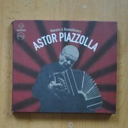 ASTOR PIZZOLLA - MAESTRO & REVVOLUTIONARY - CD