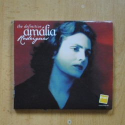 AMALIA RODRIGUES - THE DEFINITIVE - CD