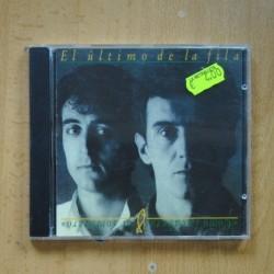 EL ULTIMO DE LA FILA - COMO LA CABEZA AL SOMBRERO - CD