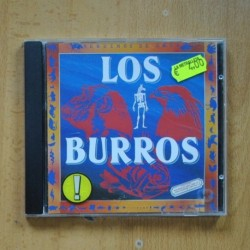 LOS BURROS - REBUZNOS DE AMOR - CD