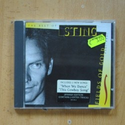 STING - THE BEST OF STING - CD