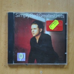 SIMPLY RED - GREATEST HITS - CD
