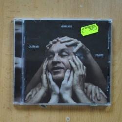 CAETANO VELOSO - ABRACACO - CD