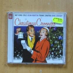 VARIOS - CHRISTMAS CROONERS - CD