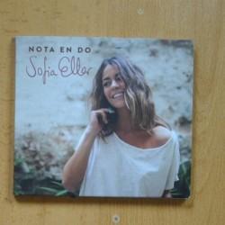 SOFIA ELLAR - NOTA EN DO - CD