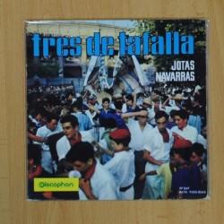 TRES DE TAFALLA - EN EL ALTO DEL PIRINEO + 5 - EP [DISCO DE VINILO]
