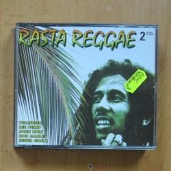 VARIOS - RASTA REGGAE - 2 CD