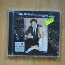 VARIOS - ALLY MCBEAL - CD