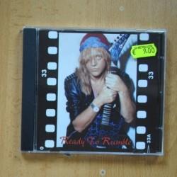 LEA HART - READY TO RUMBLE - CD