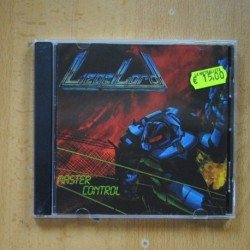 LIEGE LORD - MASTER CONTROL - CD