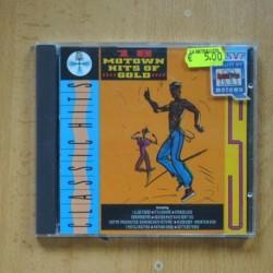 VARIOS - 18 MOTOWN HITS OF GOLD VOLUME 5 - CD