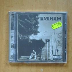 EMINEM ?- THE MARSHALL MATHERS LP - CD