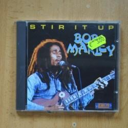 BOB MARLEY - STIR IT UP - CD