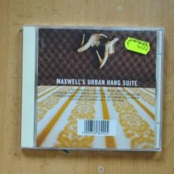 MAXWELL ?- MAXWELLS URBAN HANG SUITE - CD