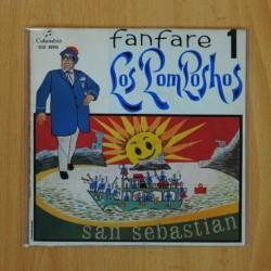 MIGUEL MIRALLES - FANFARRE LOS POMPOSHOS - EP