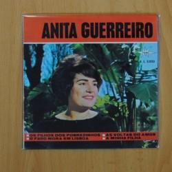 ANITA GUERREIRO - OS FILHOS DOS POBREZINHOS + 3 - EP