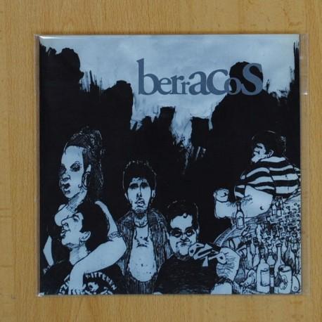BERRACOS - WALKING DOWN + 2 - EP