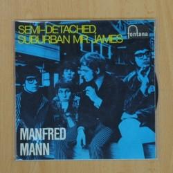 MANFRED MANN - LAS HOJAS MUERTAS + 3 - EP