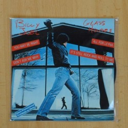 BILLY JOEL - YOU MAY BE RIGHT + 3 - PROMO - EP