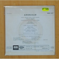 RICCARDO FOGLI - QUE ME IMPORTA COMPRENDER - SINGLE [DISCO VINILO]