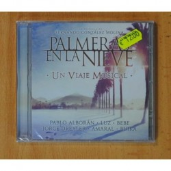 VARIOS - PALMERAS EN LA NIEVE - BSO - CD