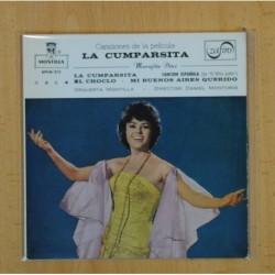 MARUJITA DIAZ - LA CUMPARSITA B.S.O. MI BUENOS AIRES QUERIDO + 3 - EP