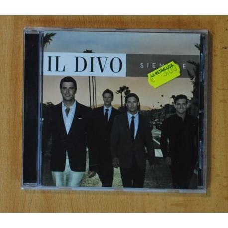 IL DIVO - SIEMPRE - CD