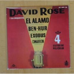 DAVID ROSE - LAS HOJAS VERDES + 3 - EP