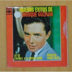 ENRIQUE GUZMAN CON LOS SALVAJES - LO SE + 3 - EP