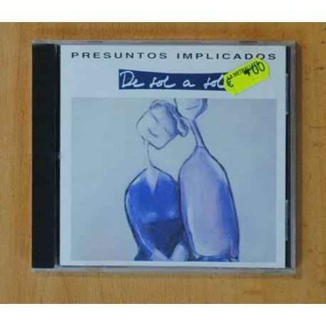 PRESUNTOS IMPLICADOS - DE SOL A SOL - CD