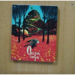 LOS INTOCABLES - CAJA METALICA - DVD